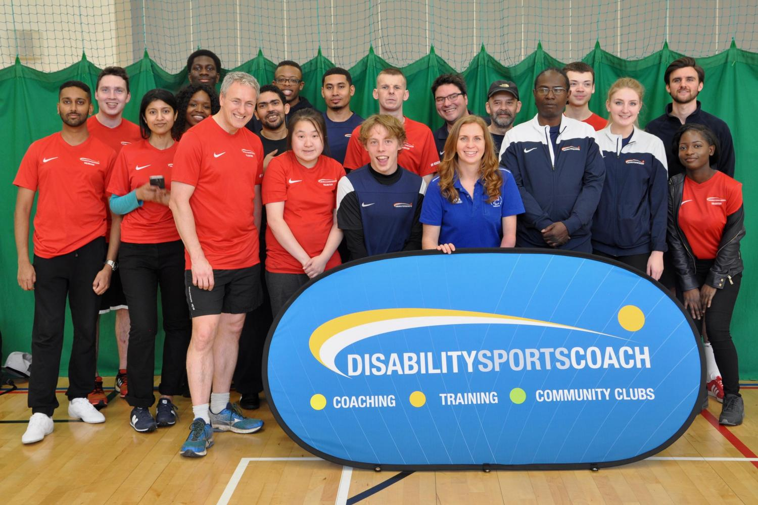 Disability Sports Coach Club Development Manager