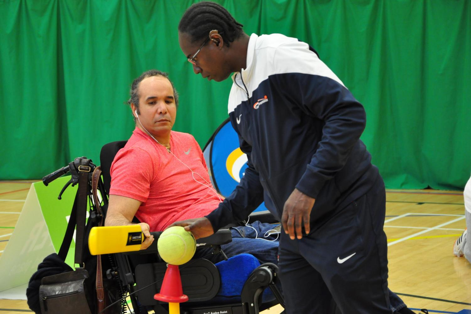Disability Sports Coach Inclusive Coaching Training Course Workshop