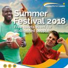 Summer Festival 2018 - Free sports event for all disabled people