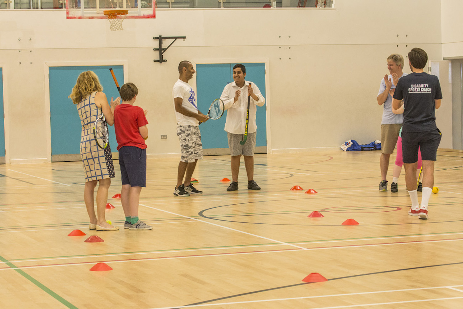 Disability Sports Coach Inclusion Week - Family Sport
