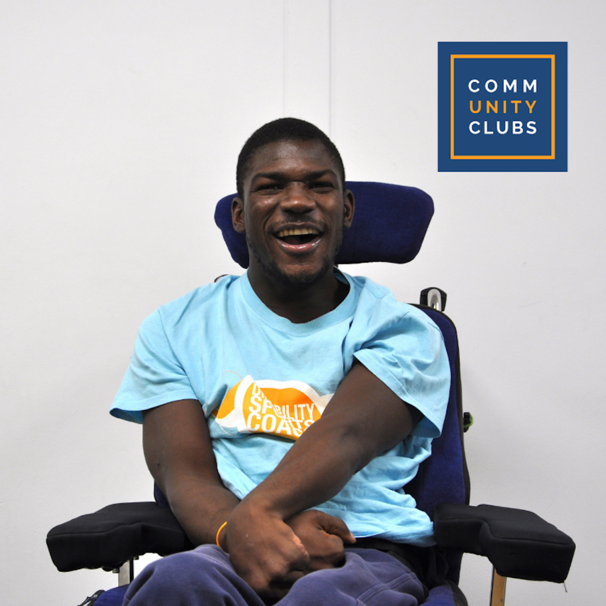 Unity - Community Clubs tackling isolation & loneliness - Cortez's story