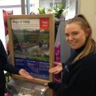 We've bagged £4,000 from Tesco's Community Grant Scheme
