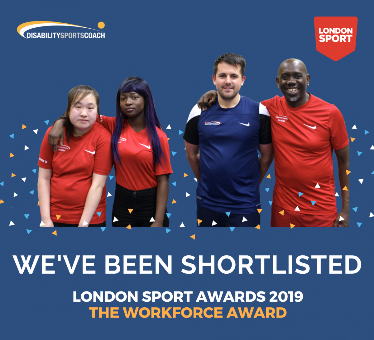 London Sport Awards 2019 - Disability Sports Coach - The Workforce Awards