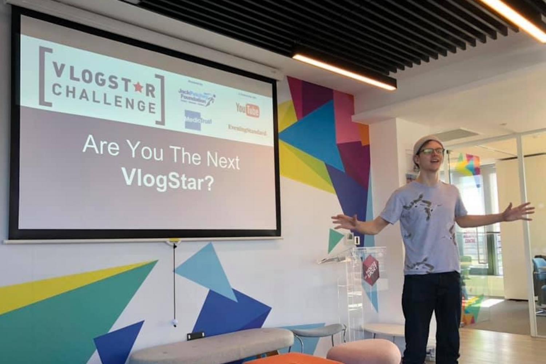 Disability Sports Coach Media Trust Vlogging Workshop
