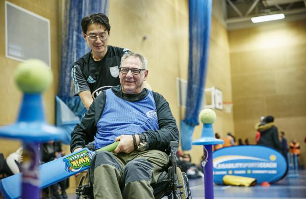 Adapted Sports Course