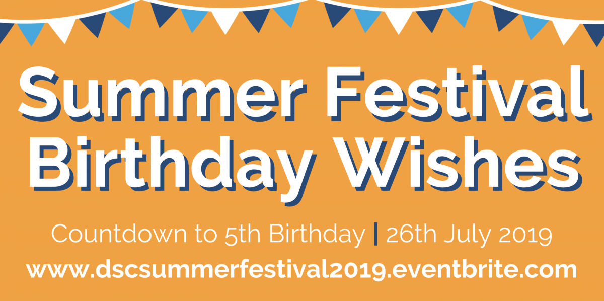 Summer Festival Birthday Wishes - New Activities