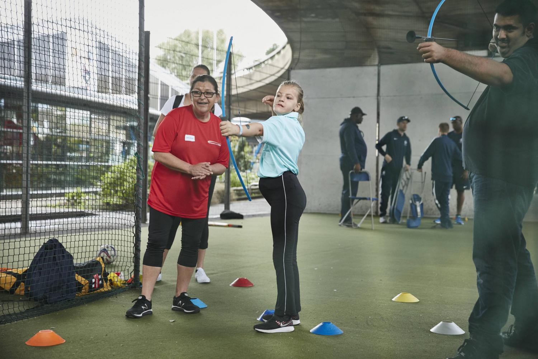 Disability Sports Coach Summer Festival 2019 - #DSCSummerFestival - Archery - Westway Sports Centre
