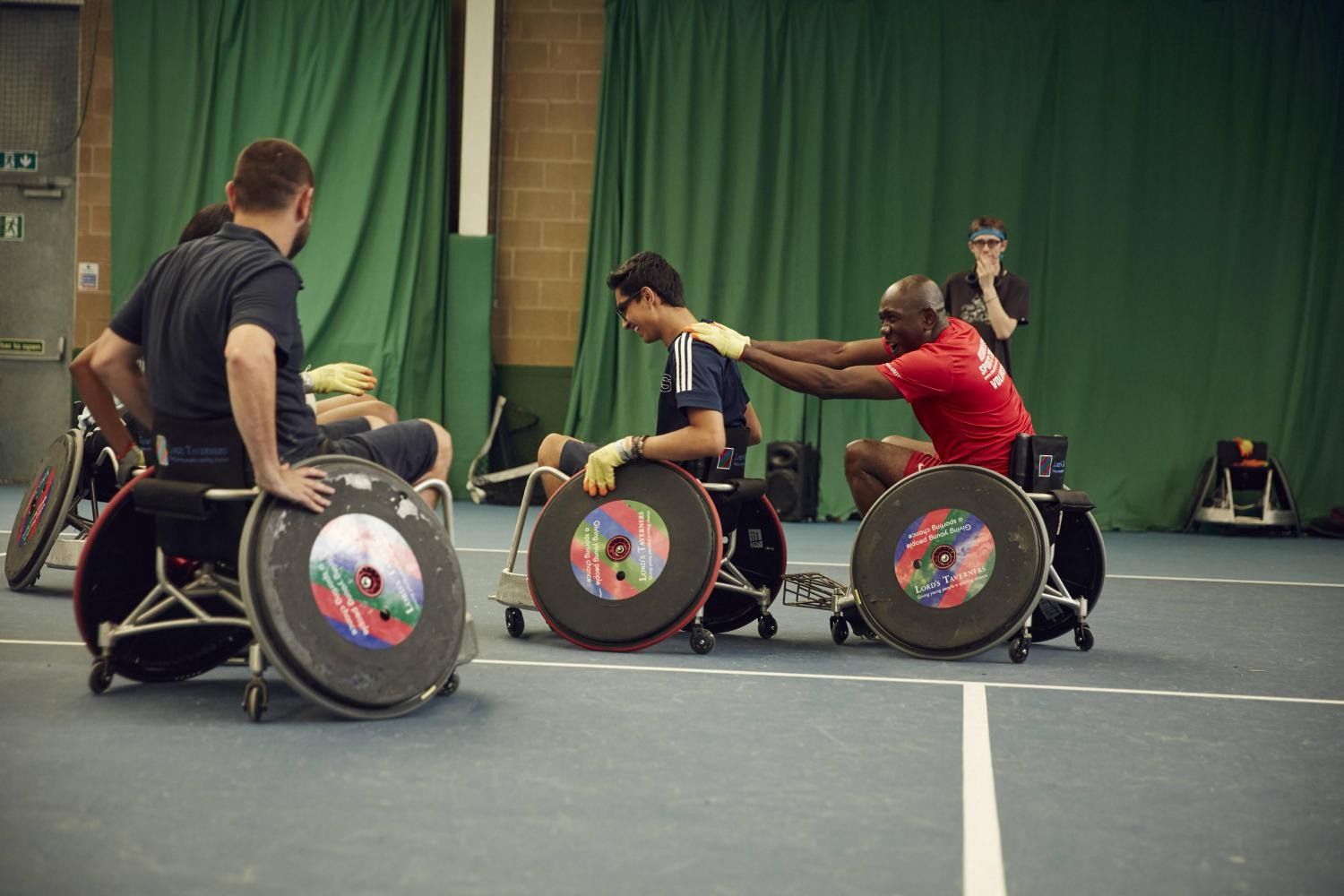 Disability Sports Coach Summer Festival 2019 - #DSCSummerFestival - Wheelchair Rugby - Westway Sports Centre