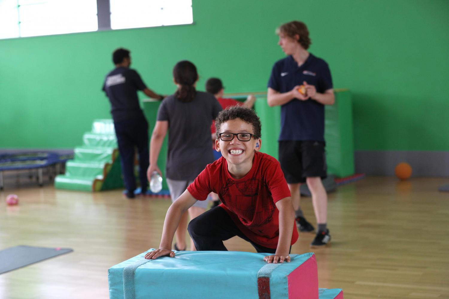 Disability Sports Coach Half term holiday activities October 2019 Poplar Baths for all disabled children