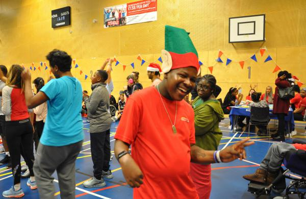Festive fun at our Christmas Club
