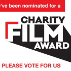 We have been shortlisted for the Charity Film Awards!