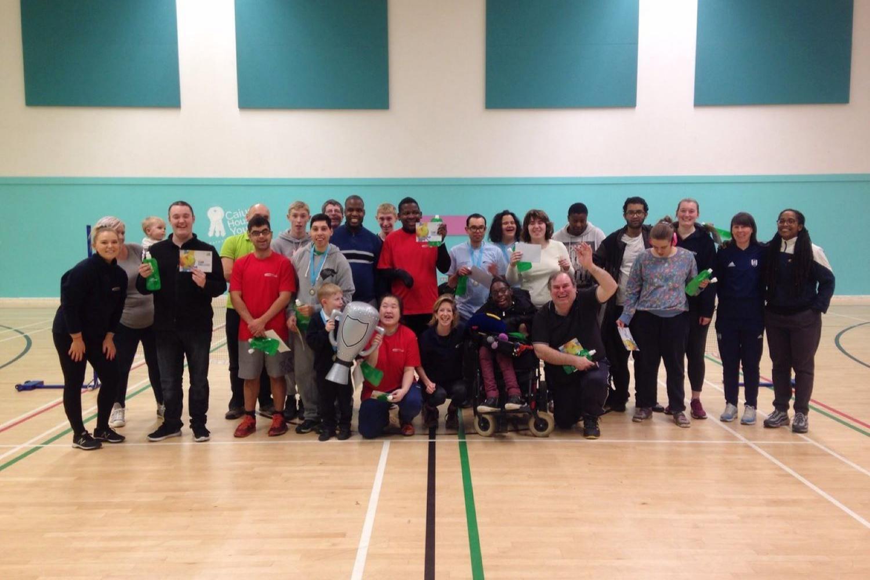 ClubDerby Series - Disability Sports Coach & Tennis Foundation