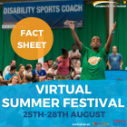 Virtual Summer Festival - Fact Sheet
