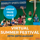 Virtual Summer Festival – Group Offer
