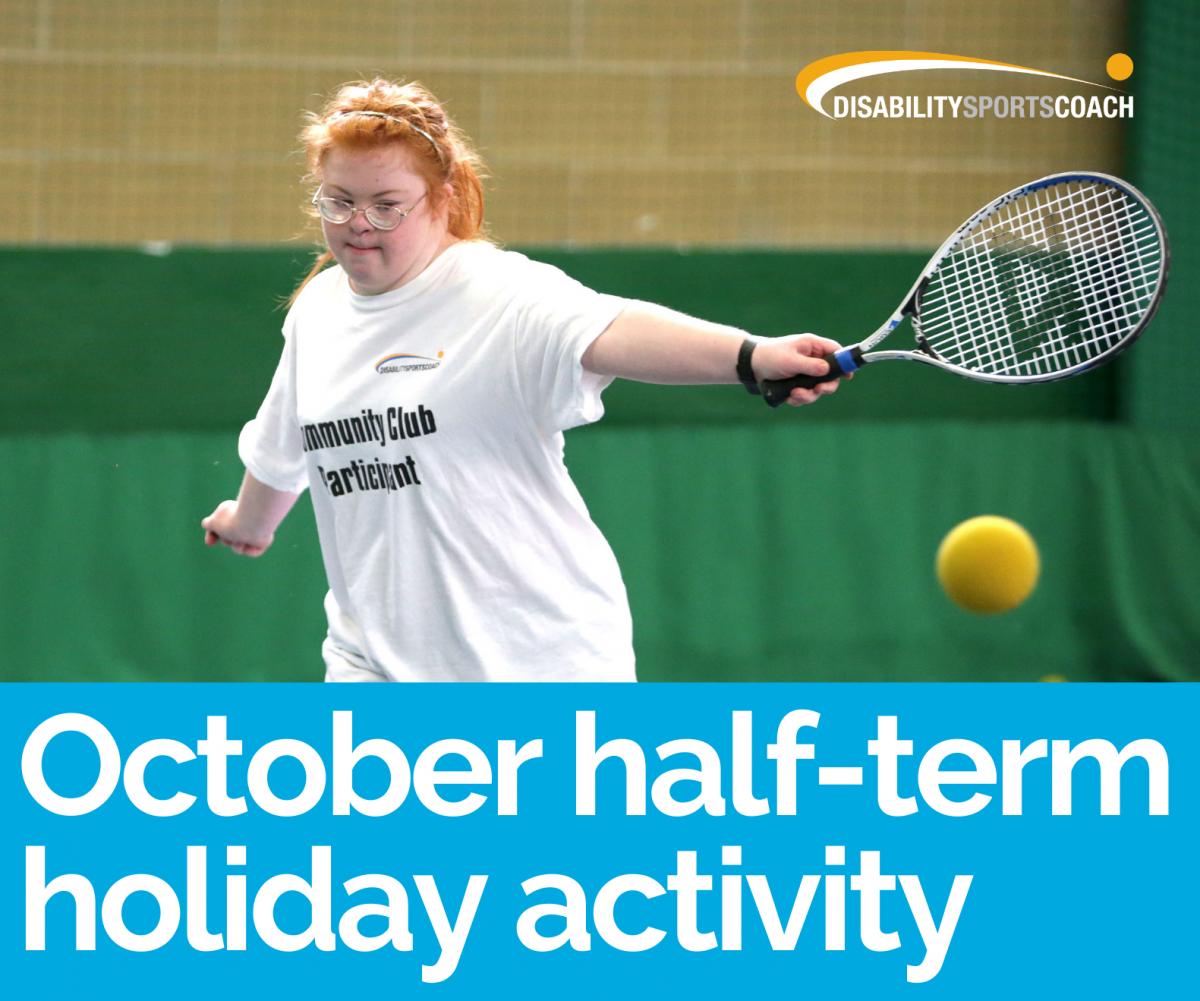 October half term activity