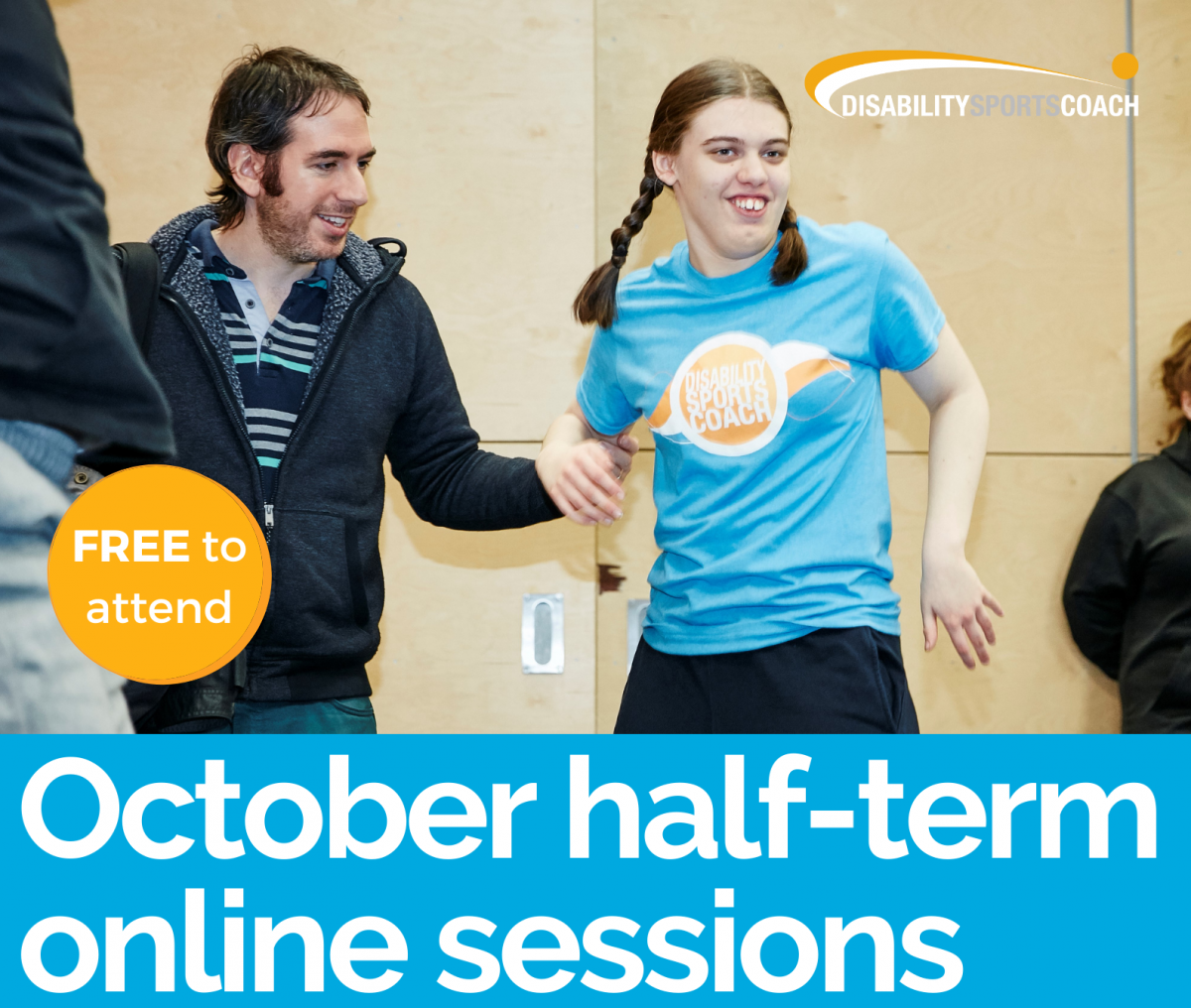 October half term online sessions