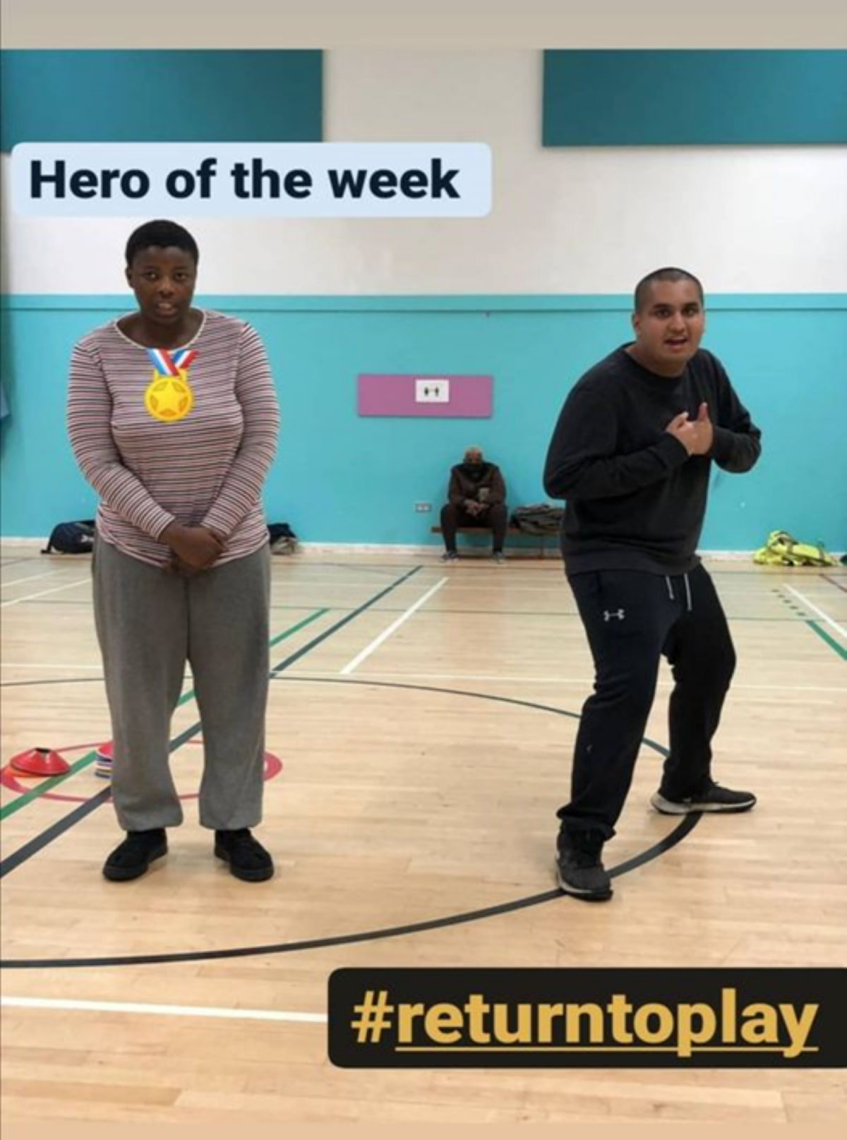 Club Wandsworth Hero of the Week