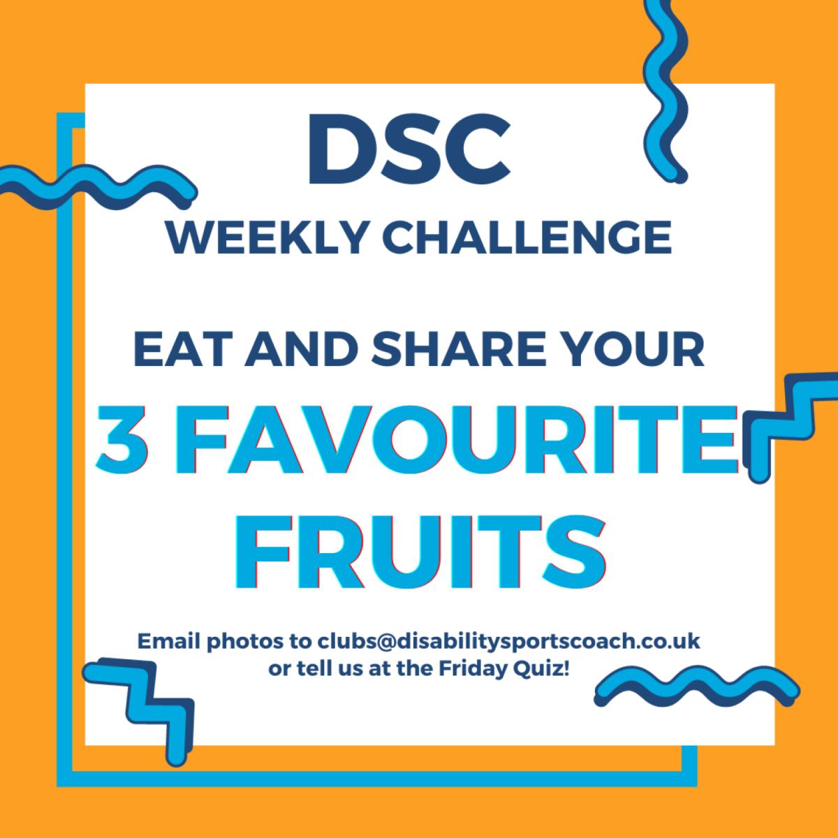 Weekly Challenge - Week 7