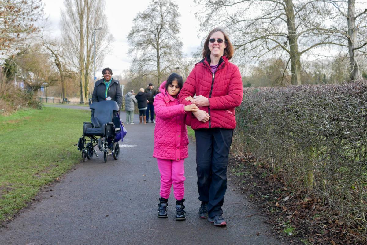 Making Walks Sensory