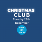 Virtual Christmas Club - what you need