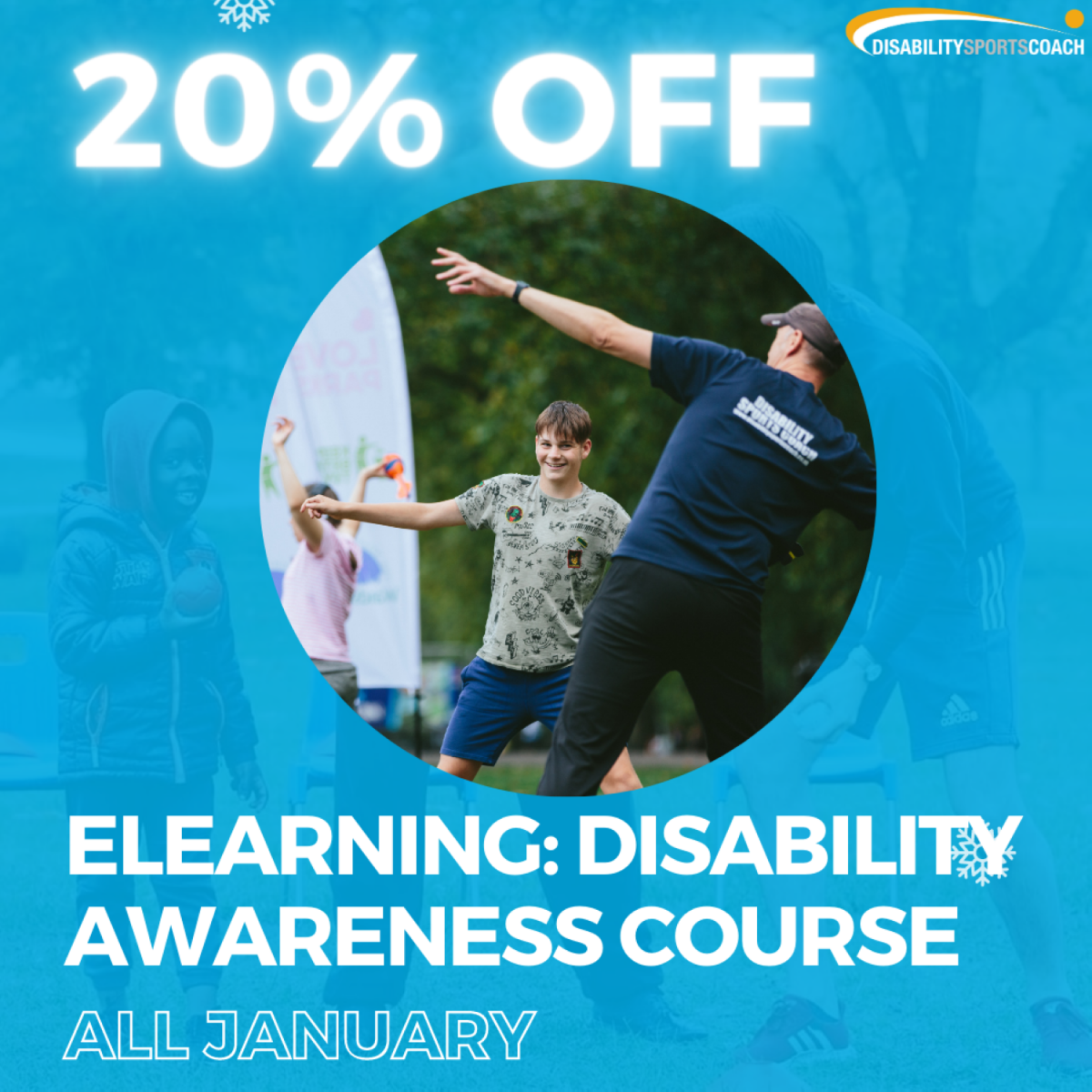 Disability Awareness Elearning Course - 20% off