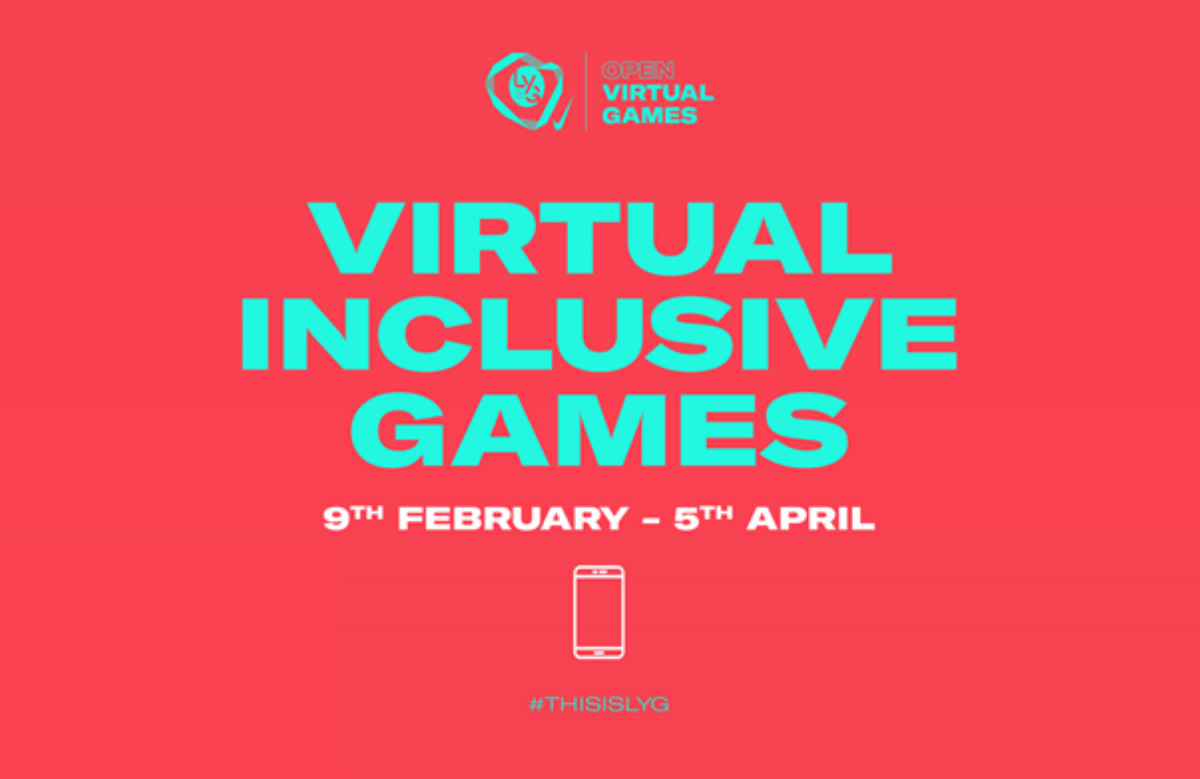 London Youth Games Virtual Inclusive Games
