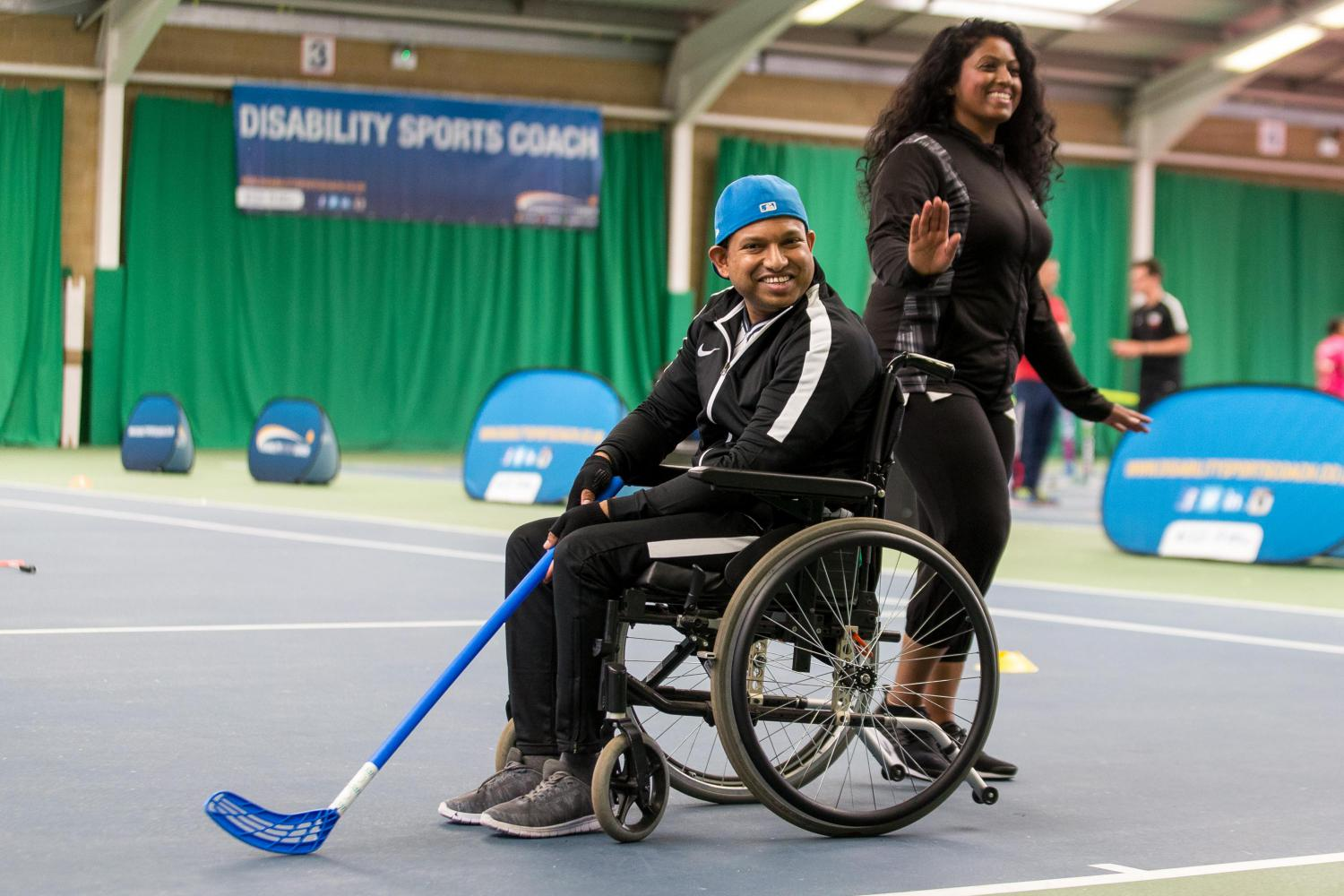 Disability Sports Coach Community Clubs