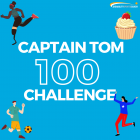 Join the Captain Tom 100 Challenge with Disability Sports Coach!