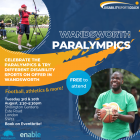 Try Fun New Inclusive Sports at the Wandsworth Paralympics!