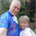 Paul and Sarah's 1,000km cycle challenge!